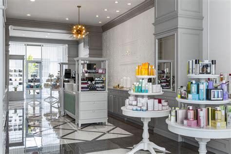 vanity inspired beauty displays cloche