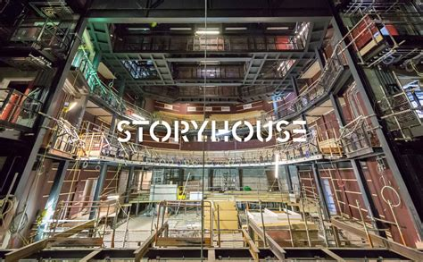 About Storyhouse