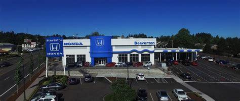 Beaverton Honda   Family Run Honda Dealer in Portland, Oregon