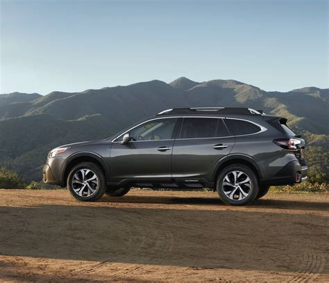 The 2022 subaru outback features up to 9.5 inches of ground clearance, a capability the toyota rav4, hyundai santa fe, and honda passport can't match. 2020 Subaru Outback: A Brand New Beast (With A Few Old Tricks)