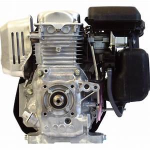 Honda Horizontal Ohc Engine  U2014 160cc  Gc Series  3  4in  X 2 7  16in  Shaft  Model  Gc160laqha1