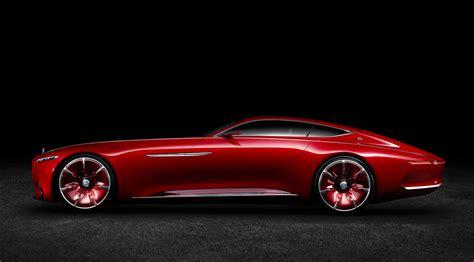 Vision Mercedes-maybach 6.