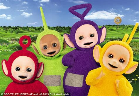 Teletubbies Get First New Range Of Toys In 19 Years