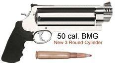 50 Bmg Revolver by Pin On Guns
