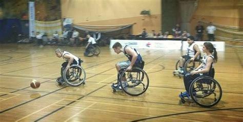 jeux de fauteuil roulant 50e finale des jeux du qc le sud ouest rafle 15 m 233 dailles infosuroit