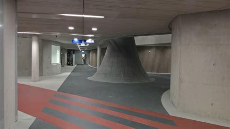 Fahrradparkhaus Utrecht, Niederlande | HeidelbergCement Group