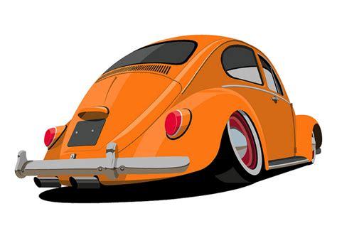 volkswagen bug clip art pin vector vw bug on pinterest