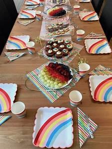 Spiele Kindergeburtstag 4 Jahre : regenbogen einhorn geburtstag deko spiele kuchen ~ Whattoseeinmadrid.com Haus und Dekorationen