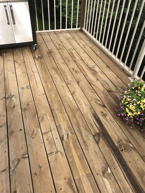 Natural Wood Deck Cleaner