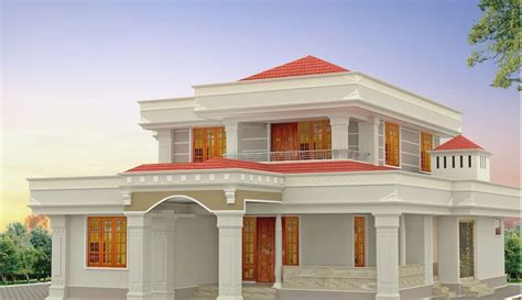 Home Design N Colour : Exterior Colour Combination For Indian Homes