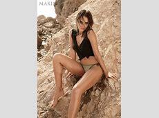 Jessica Alba for Maxim September 2014 Shoot in Bikinis