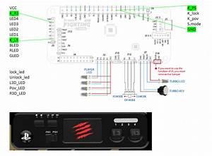 Brook U0026 39 S Ps4  Audio Fighting Board Help