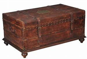 table trunks square steamer trunk end table square With small chest coffee table