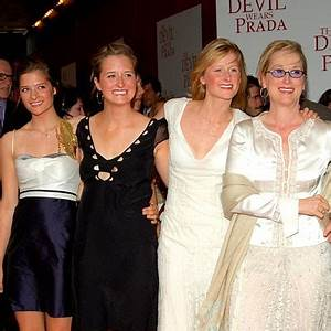 Meryl Streep Family - Husband, Daughters, Son | SuccessStory
