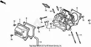 Honda Hs622 Ta  B Snow Blower  Jpn  Vin  Szal