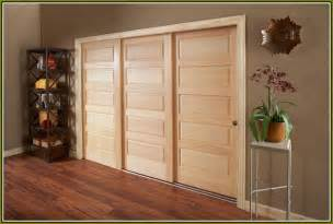 Hardware For Closets by Bypass Closet Door Track Home Design Ideas