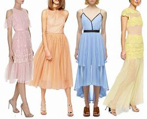16 spring summer wedding guest dresses for 2017 With fall dresses 2017 wedding guest