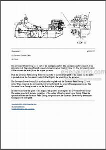 Caterpillar 236 246 252 262 Repair Manua Skid Steer Loader
