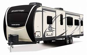 Sporttrek Touring Edition Stt322vrl Travel Trailer