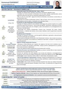 Cv Gratuit à Télécharger by Exle Resume Exemple De Cv En Anglais Chef De Projet