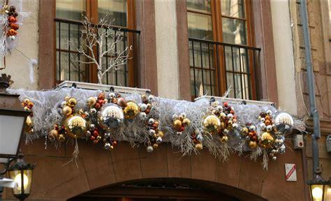 decoration balcon noel exemples damenagements