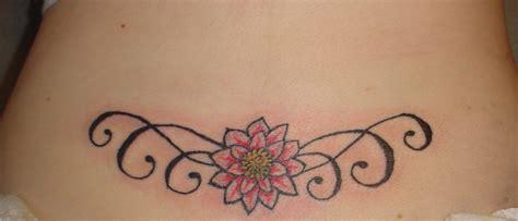 charming   floral tattoos design ideas