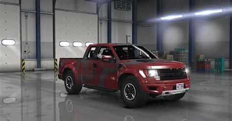 Ford F150 SVT Raptor v 1.2 for ATS   American Truck