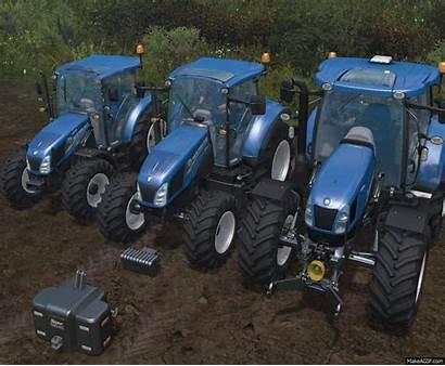 Holland T5 Simulator Farming Hp Beta V0