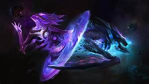Dark Star Orianna & Kha'Zix Login Screen | LoL Wallpapers
