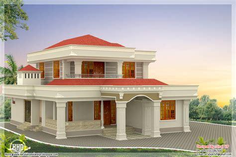 beautiful indian home design feet kerala house house
