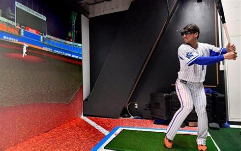 Virtual Reality Training With Eon Sports Vr In Partnership With Japan's Yokohama Dena Baystars