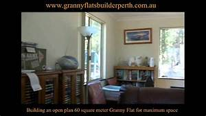 Building an open plan 60 square meter Granny Flat for ...