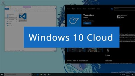 windows  cloud operating system iso leaks
