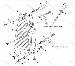 Polaris Atv 2001 Oem Parts Diagram For Oil Tank