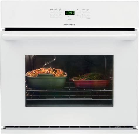 thermador kitchen design frigidaire ffew2725pw 27 inch single electric wall oven 2725