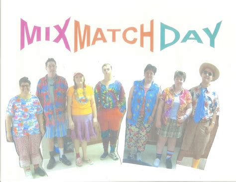 mix matching a f i r e of pasco county inc mix match day