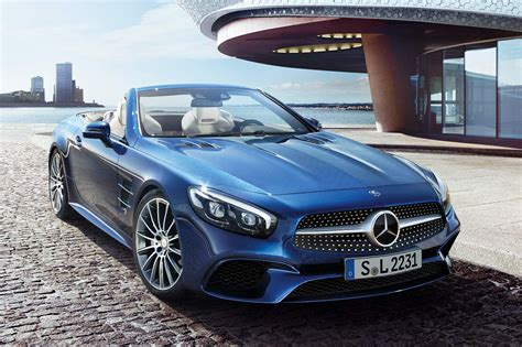 New Mercedes SL Roadster For Sale - Mercedes-Benz South West