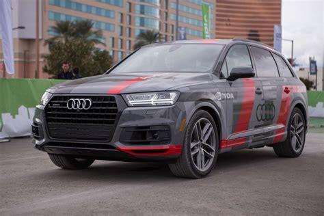 NVIDIA & Audi : une voiture autonome pour 2020 - THM Magazine