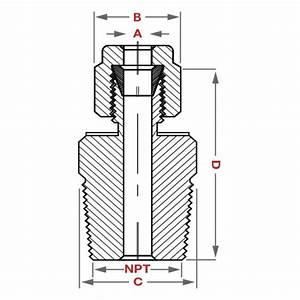 Thermalcomp Ltd American Pipe Thread  Npt