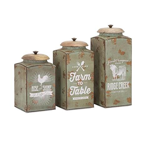 4 kitchen canister sets farmhouse kitchen canister sets and farmhouse decor ideas