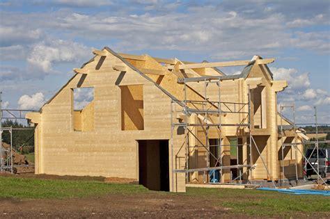 interesting bien cote une maison ossature bois construire une maison au construire une