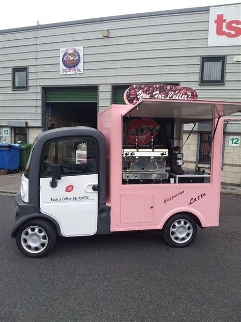 catering trailers motorised catering vans mobile