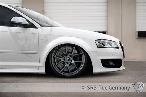 Srs Wide Fenders For Audi A3 8p (facelift)  Pg Performance