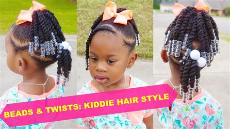 Toddler Natural Hair Style