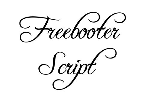 Fabulous Fonts