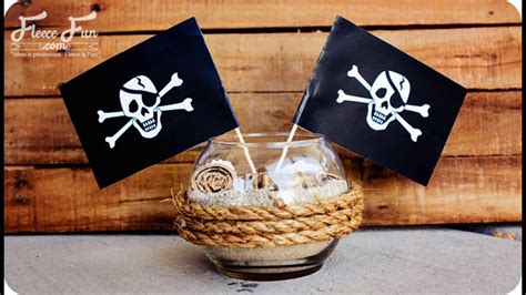Decoration Ideas: Pirate Party Themed Decorating Ideas