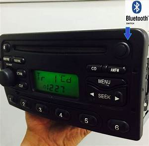2000 2001 2002 Ford Focus Oem Am Fm Radio Stereo Cd