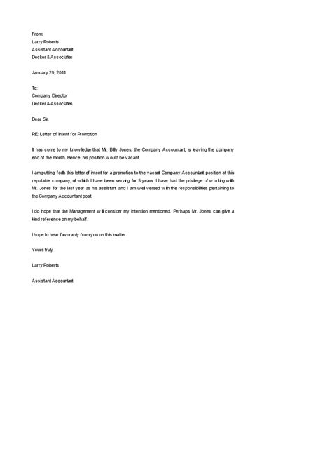 letter of intent for promotion letter of intent promotion how to formally promote 22978   536696e16074ab6999518e2b55f4736d