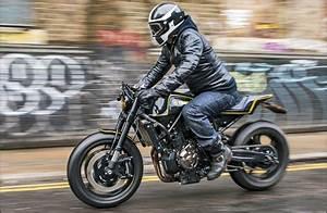 Yamaha Xsr 700 Auspuff : rough crafts umbau f r yamaha xsr 700 tourenfahrer ~ Jslefanu.com Haus und Dekorationen