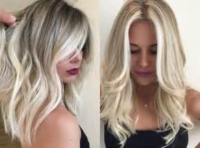 2017 Medium Length Blonde Hairstyles